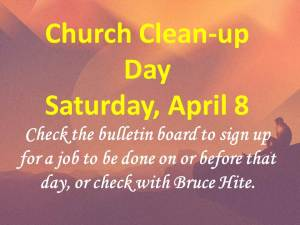 170408ChurchCleanupDay